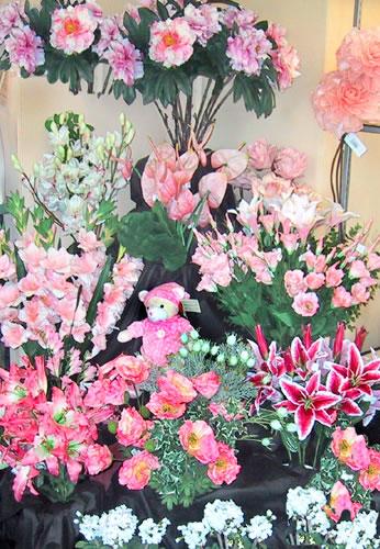 Sarahs flowers of ramsey isle of man classic bouquets hand tied silk flowers sarahs designer flowers mightylinksfo